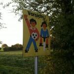 Vorsicht! Nazi-Kinder
