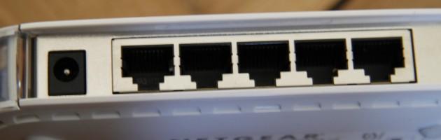 5-Port-Switch