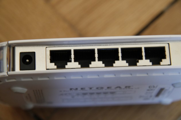 5-Port-Switch