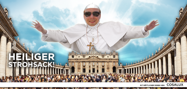 Ich bin Papst!