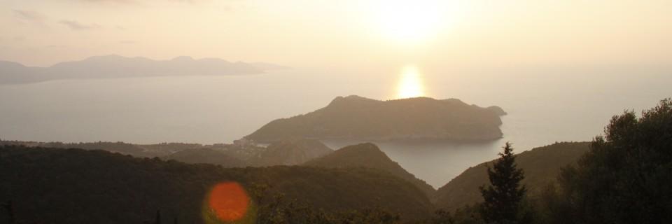 Sonnenuntergang Assos