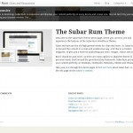 Subar Rum Page Templates