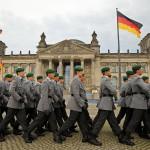Bundeswehr Feierliches Gelöbnis Reichstag