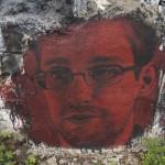 Snowden Malerei