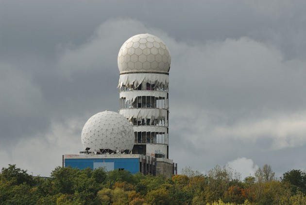 Ehemalige NSA-Station Teufelsberg