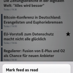 ocNews 1.0.1 Feed View