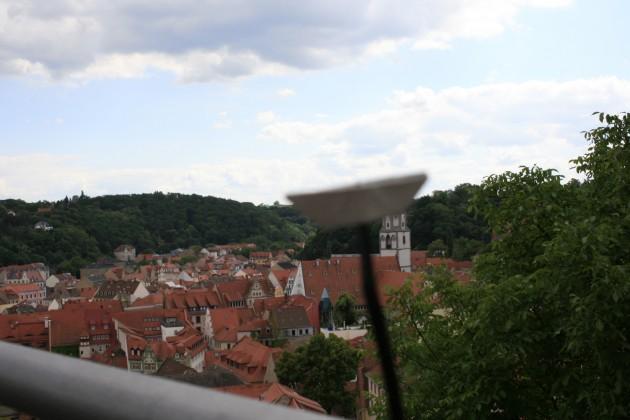Das Schiffchen auf der Albrechtsburg in Meißen.