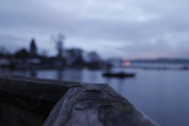 Das Schiffchen an Loch Lomond.