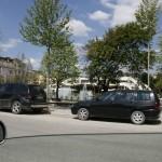 Straßen von Tirana