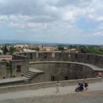 Mauern von Carcassone