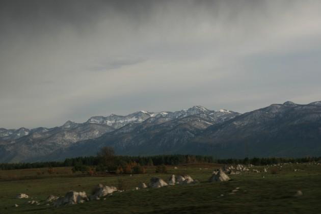 Fahrt durch den Nationalpark Risnjak