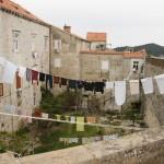 Auf den Mauern Dubrovnik