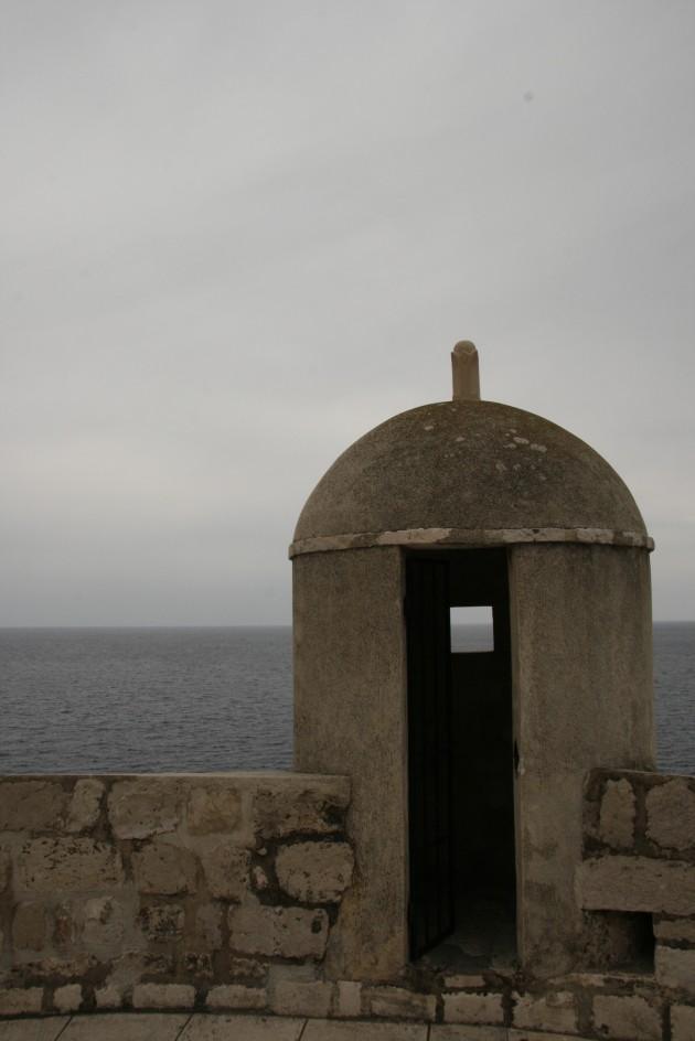 Festung Dubrovnik, kleine Bastion