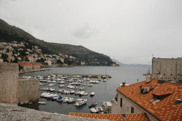 Festung Dubrovnik, historischer Hafen