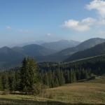 In den Alpen beim Tegernsee