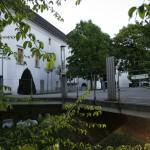 Burg Laibach Innenhof
