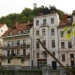 Neuer Platz Laibach