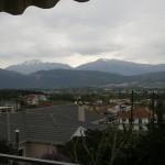 Neokaisaria, Blick auf Tomaros-Massiv