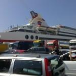 Fähre in Ancona