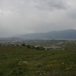 Berge östlich von Neokaisaria