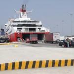 Hafen Patras