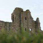 Tantallon Castle, Innenhof
