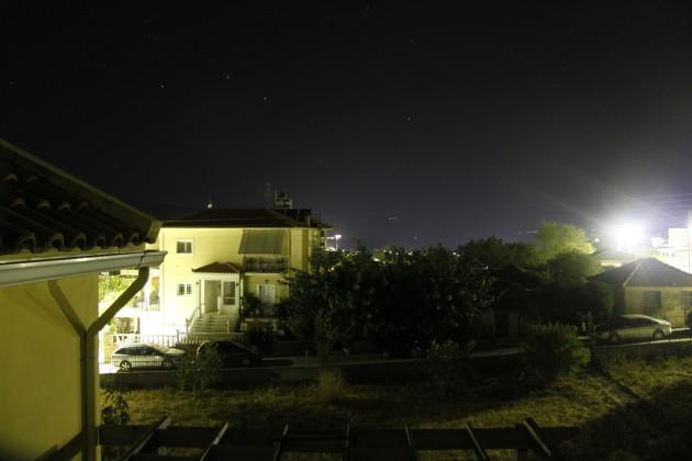 Sternenhimmel über Grizata