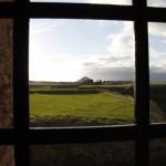 Tantallon Castle, Innen