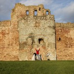 Tantallon Castle, Tor
