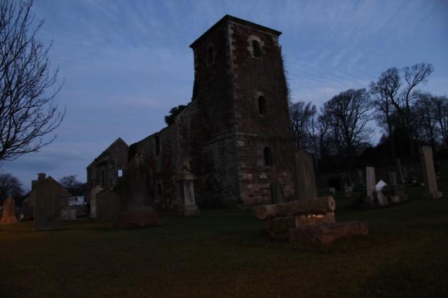 Kirche von North Berwick