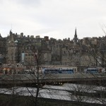 North Bridge und Waverley Station