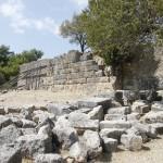 Sami Akropolis, Westteil