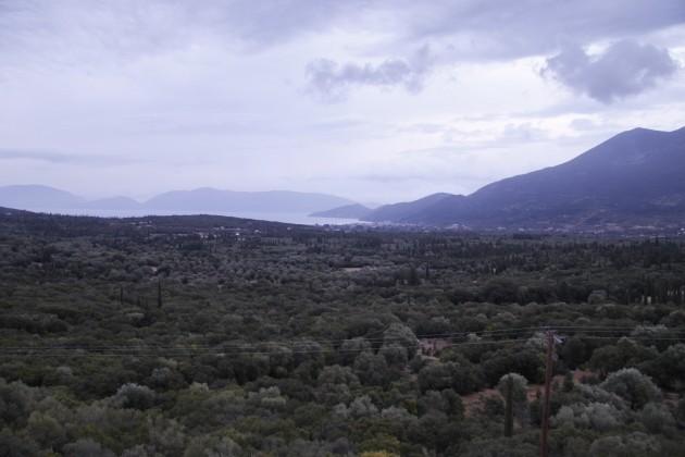 Landschaft auf Kefalonia