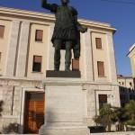 Ancona, Trajansstatue