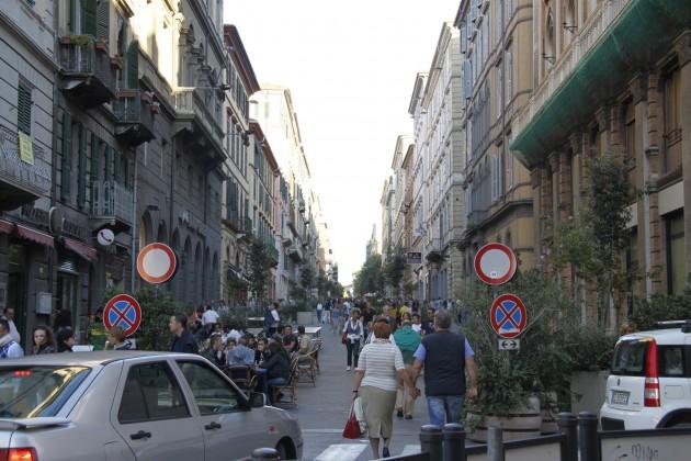 Corso Giuseppe Garibaldi in Ancona