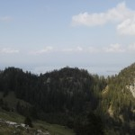 Zwölferturm neben Gederer Wand