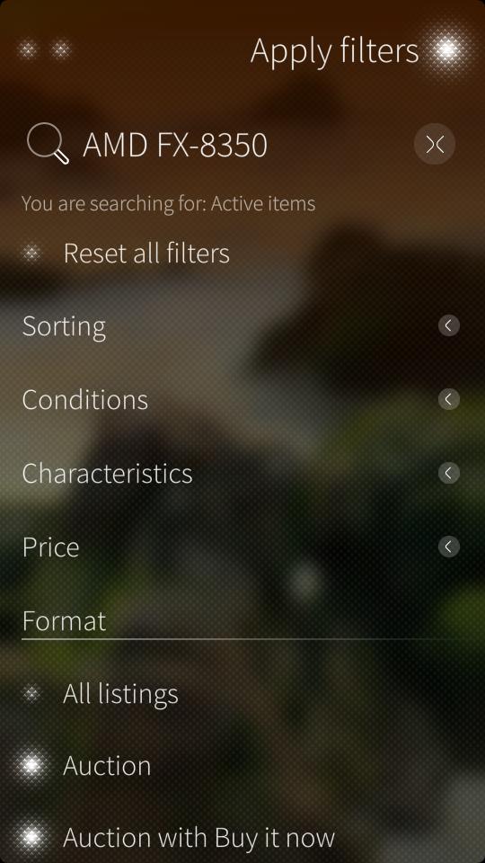 Markat 0.4.0 Filters