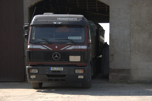 Mercedes-Benz SK 1735